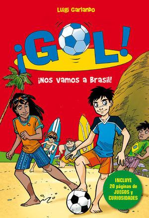 GOL. ¡NOS VAMOS AL BRASIL! (EDICIÓN ESPE