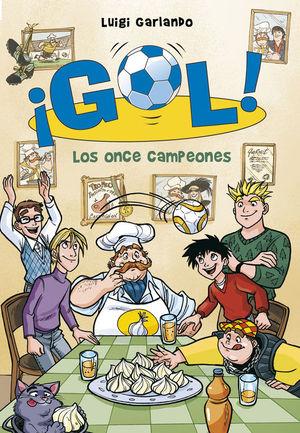 GOL 33. LOS ONCE CAMPEONES