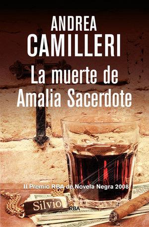 LA MUERTE DE AMALIA SACERDOTE 2º ED