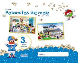 (19) EI 3AÑOS PROYECTO PALOMITAS DE MAÍZ. (1 TRI) ANAYA
