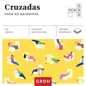 CRUZADAS PARA NO ABURRIRSE (CUADRADOS DE DIVERSIÓN)