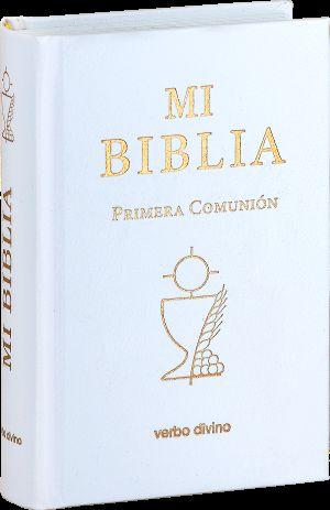 LA BIBLIA (BOLSILLO - CARTONÉ - PRIMERA COMUNIÓN)