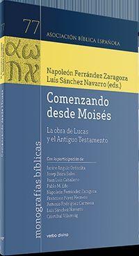 COMENZANDO DESDE MOISÉS