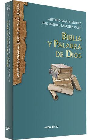 BIBLIA Y PALABRA DE DIOS
