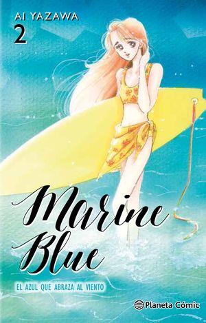 MARINE BLUE Nº 02