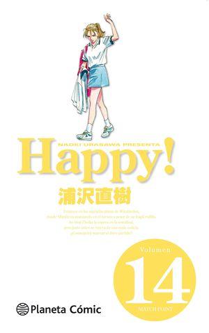 HAPPY! Nº 14/15