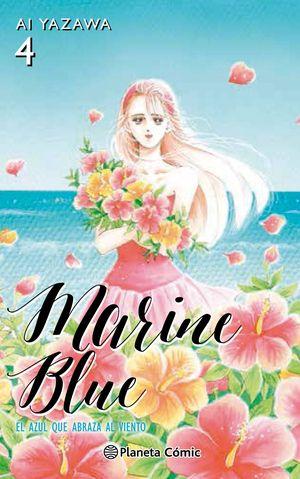 MARINE BLUE Nº 04/04