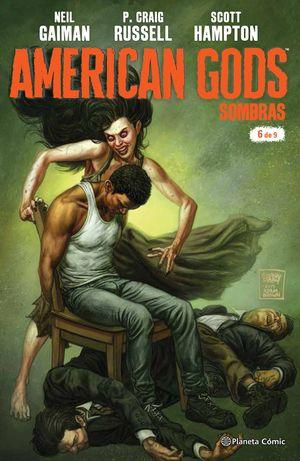 AMERICAN GODS SOMBRAS Nº 06/09
