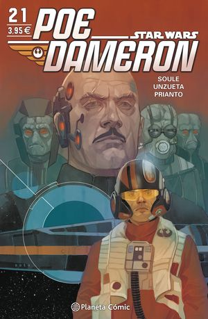 STAR WARS POE DAMERON Nº 21