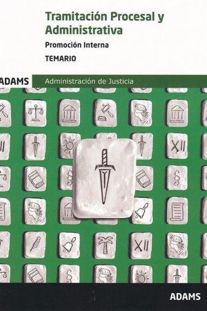 TEMARIO TRAMITACION PROCESAL ADMINISTRATIVA PROMOCION INTER