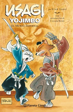 USAGI YOJIMBO Nº 31