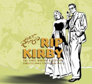 RIP KIRBY DE ALEX RAYMOND Nº 02/04