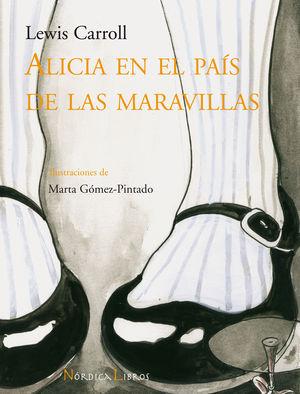 ALICIA EN EL PAIS DE LAS MARAVILLAS (ILUSTRADO)