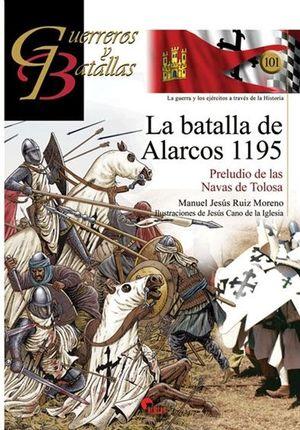 LA BATALLA DE ALARCOS 1195