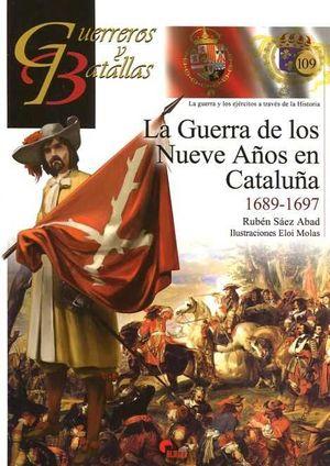 LA GUERRA DE LOS NUEVE AÑOS EN CATALUÑA 1689-1697