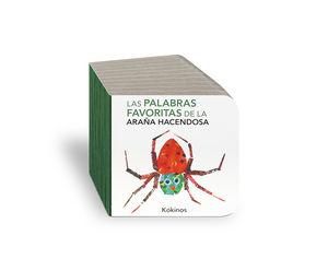 LAS PALABRAS FAVORITAS DE LA ARAÑA HACENDOSA (BILINGÜE)
