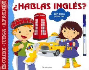 Hablas inglés?
