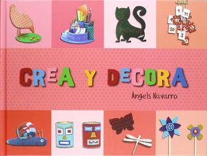 CREA Y DECORA