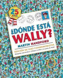 DÓNDE ESTÁ WALLY? EDICIÓN DE LUJO CONMEMORATIVA