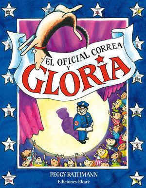 OFICIAL CORREA Y GLORIA