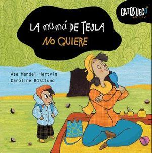 LA MAMÁ DE TESLA NO QUIERE