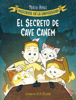 EL SECRETO DE CAVE CANEM