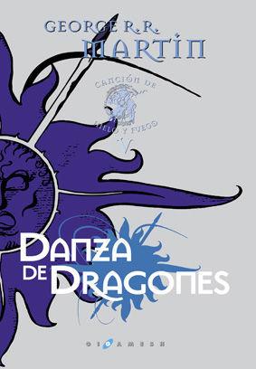 DANZA DE DRAGONES (ED. LUJO) CANCIÓN DE HIELO Y FUEGO 5