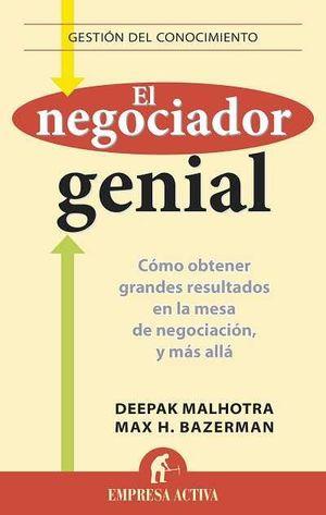 NEGOCIADOR GENIAL, EL