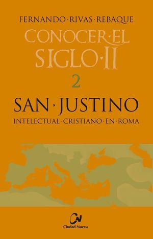 SAN JUSTINO INTELECTUAL CRISTIANO EN ROMA