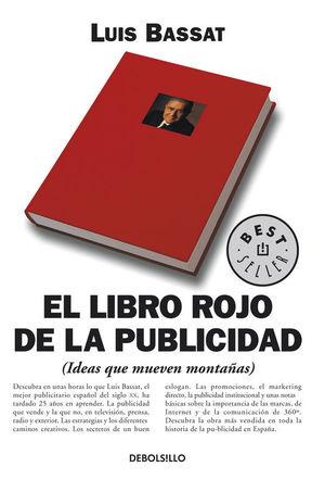 EL LIBRO ROJO DE LA PUBLICIDAD BOLSILLO