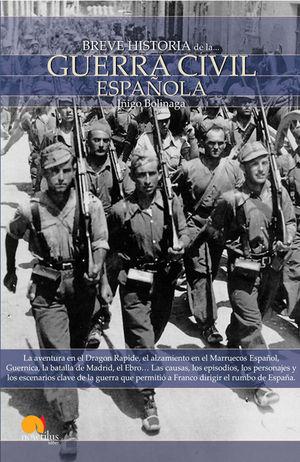 Breve historia de la Guerra Civil española