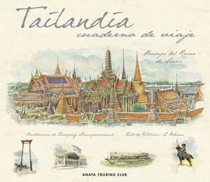 TAILANDIA cuaderno de viaje