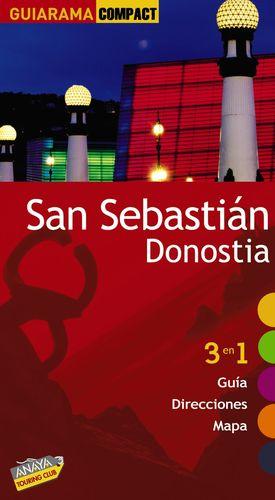 San Sebastián (Guiarama Compact)