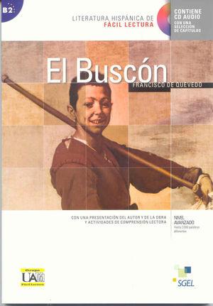 EL BUSCON Fácil lectura - Nivel Avanzado (B2) con CD