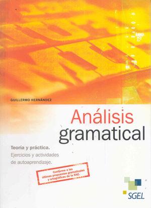 ANÁLISIS GRAMATICAL - TEORÍA Y PRÁCTICA (2011)