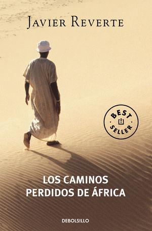 LOS CAMINOS PERDIDOS DE ÁFRICA bolsillo