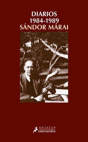 DIARIOS 1984-1989 (Sandor Marai)