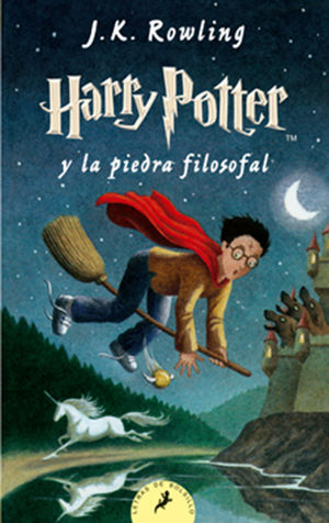 HARRY POTTER Y LA PIEDRA FILOSOFAL (BOLSILLO)