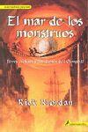 MAR DE LOS MONSTRUOS, EL (R) II PERCY JACKSON Y DIOSES OLIMP