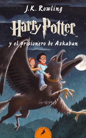 HARRY POTTER Y EL PRISIONERO DE AZKABAN BOLSILLO