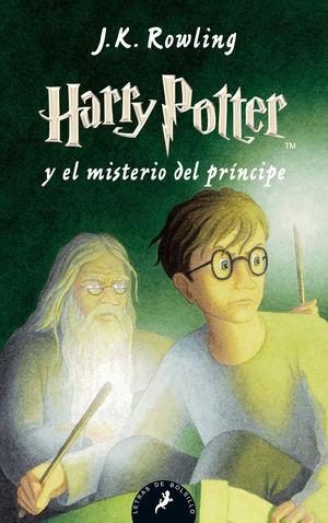 HARRY POTTER Y EL MISTERIO DEL PRINCIPE BOLSILLO