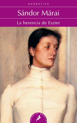 LA HERENCIA DE ESZTER (bolsillo 2011)