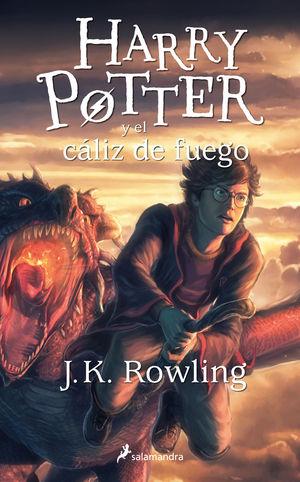 HARRY POTTER Y EL CALIZ DE FUEGO (2015)