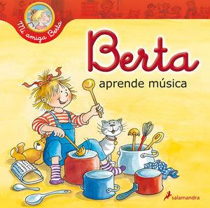 BERTA APRENDE MÚSICA