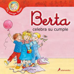 BERTA CELEBRA SU CUMPLE