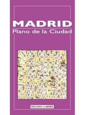 MADRID. PLANO DE CIUDAD