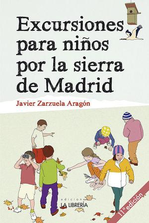 EXCURSIONES PARA NIÑOS POR LA SIERRA DE MADRID