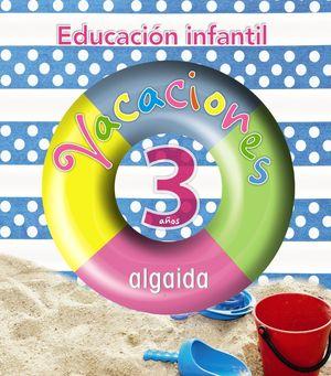 Vacaciones 3 años (Algaida 2010)
