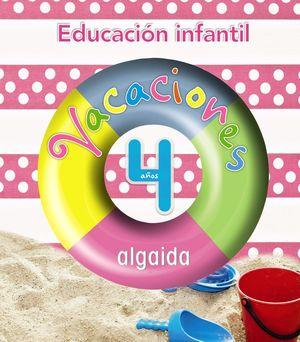 Vacaciones 4 años (Algaida 2010)