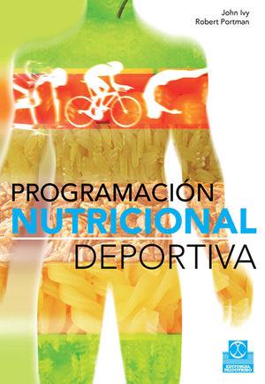 PROGRAMACIÓN NUTRICIONAL DEPORTIVA